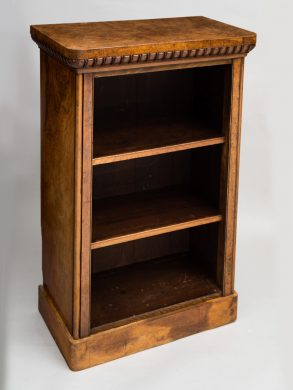 William IV Pollard Oak Bookcase
