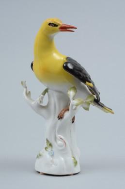 Meissen Porcelain Bird