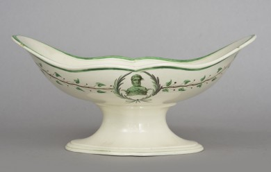 Wedgwood Footed Compote, Circa 1790