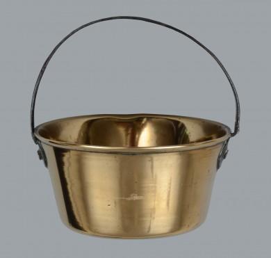 Miniature Bell Metal Preserve Pan