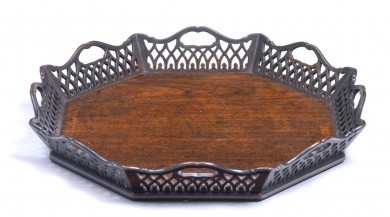 Fretted Tray