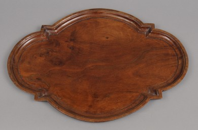 Gothic-Shaped Tray