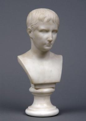 Marble Bust of Caesar Augustus