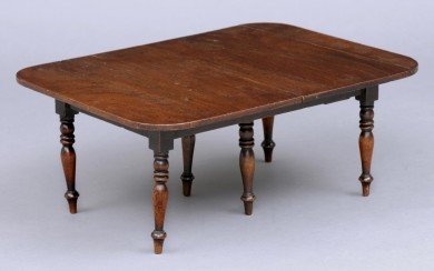 English Miniature Dining Table