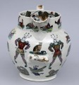 English Elsmore & Forster Jug, 1846