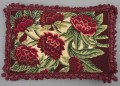 Oblong Needlepoint Cushion