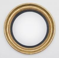 Regency Giltwood Convex Mirror, Circa 1810