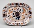 Staffordshire Stone China Platter, Circa 1830