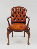 English Shepard's Crook Armchair