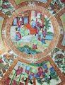 Chinese Export Qing Dynasty Rose Mandarin Bowl