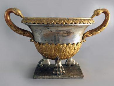 Antique Swedish Gustavian Jardiniere, Circa 1800