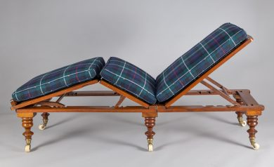 Robinsons of Ilkey Folding Campaign Day Bed