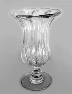 Victorian Glass Celery Vase