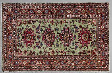Ardebil Persian Rug, Circa 1920