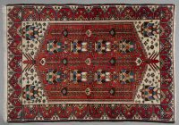 Bakh-Tiar Persian Rug, Circa 1950+