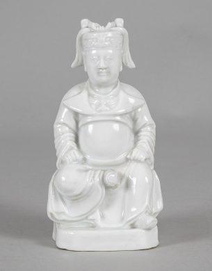 Chinese Blanc-de-Chine Figure