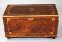 Chinese Export Camphor Wood Trunk