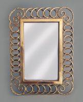 English Brass Loop Photo Frame