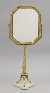 French Dressing Mirror on Stand