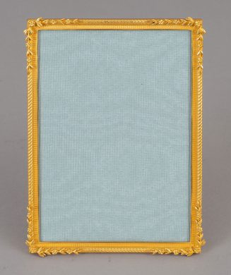 Antique French Gilded Picture Frame