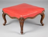 Antique French Provincial Footstool