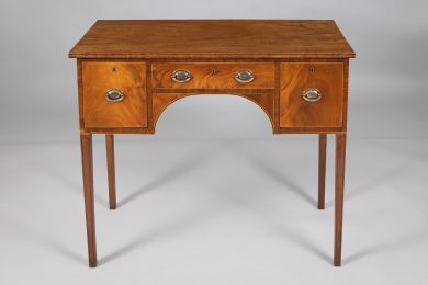 George III Antique Hepplewhite Sideboard, Circa 1790