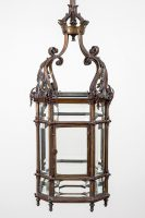 Gothic Reform Bronze Lantern-Main View