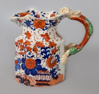 Mason's Ironstone China Japan Pattern Jug