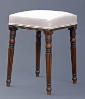 Regency English Antique  Stool