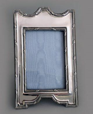 Sterling Silver Photo Frame, Hallmarked 1918