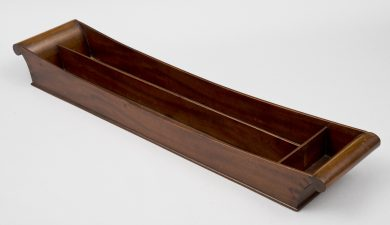Very Unusual Georgian Long Tray, Circa 1800
