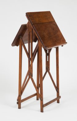 Victorian Metamorphic Artist's Folding Table