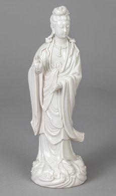 Vintage Blanc de Chine Guan Yin
